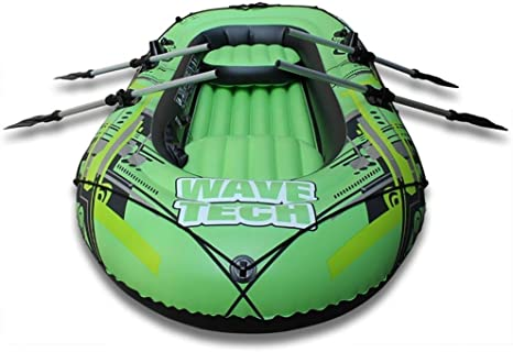 Amazon.com: Kayak hinchable, canoa de 4 personas, kayak de ...