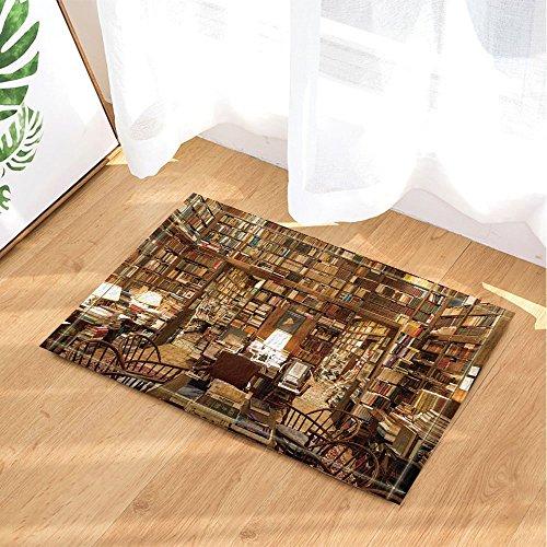 SZDR Home decoration 15.7x23.6 inch bathroom carpet, harry p
