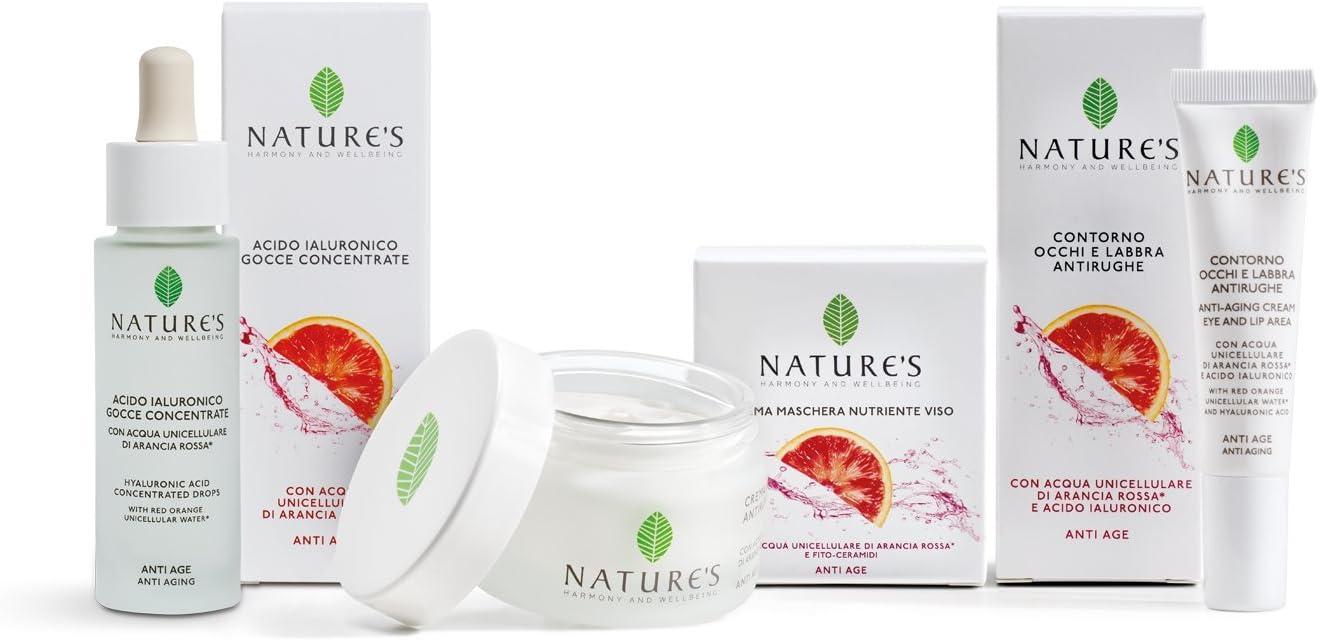 Nature s – Aguas unicellulari ácido hialurónico gotas ...