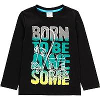 boboli Camiseta Punto Snow de niño Modelo 513111