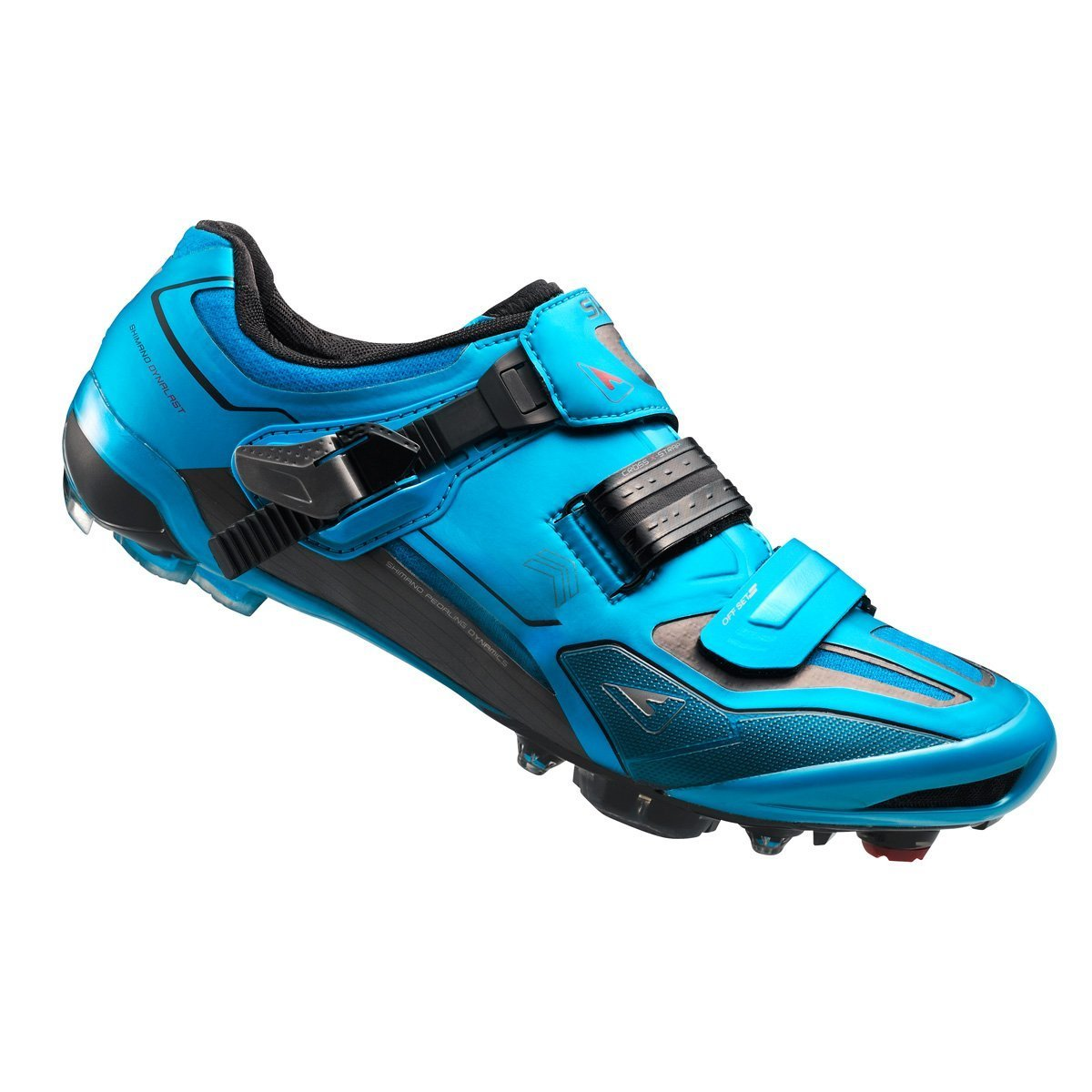 Shimano 2016 Men's Pro XC Custom Fit Mountain Bike Shoes - SH-XC90B (Blue - 45.0)