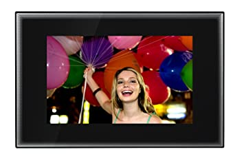 toshiba dmf102xku 10 inch wireless digital media frame - Wireless Digital Picture Frame