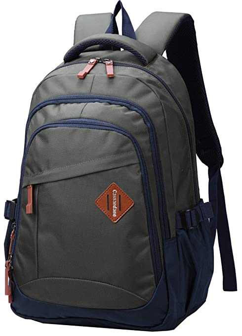 7157af68a055 Daypack Vintage Laptop Backpack for Women Men,School College Backpack  Fashion Backpack Fits 15 inch Notebook