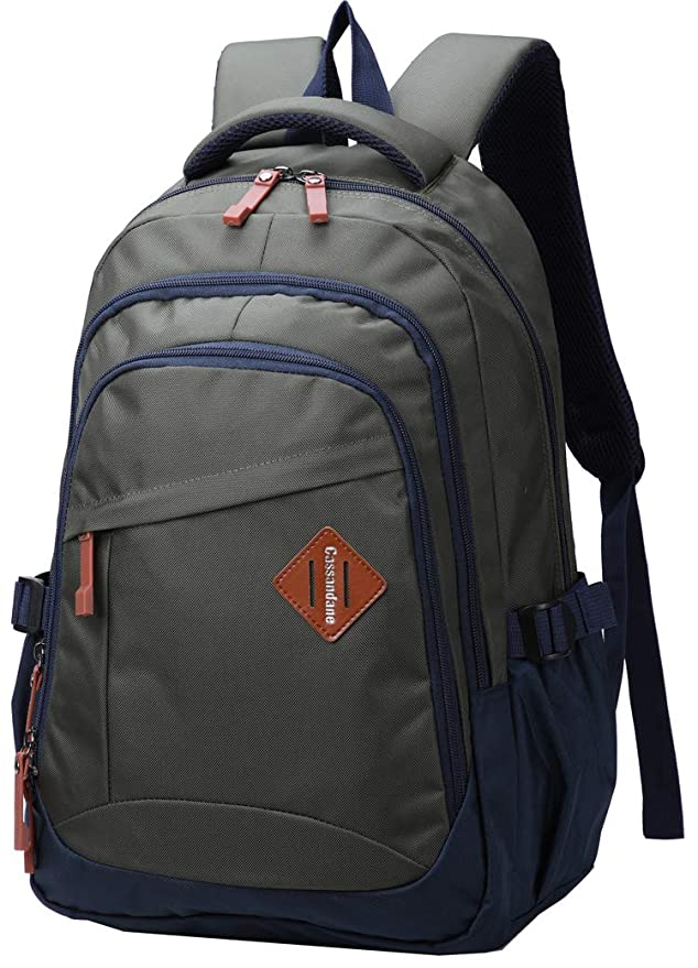 Amazon.com: Daypack Vintage Laptop Backpack for Women Men,School College Backpack Fashion Backpack Fits 15 inch Notebook: Computers & Accessories