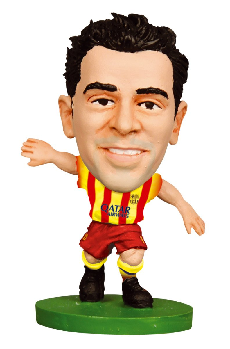 Barcelona SoccerStarz Xavi Away F.C