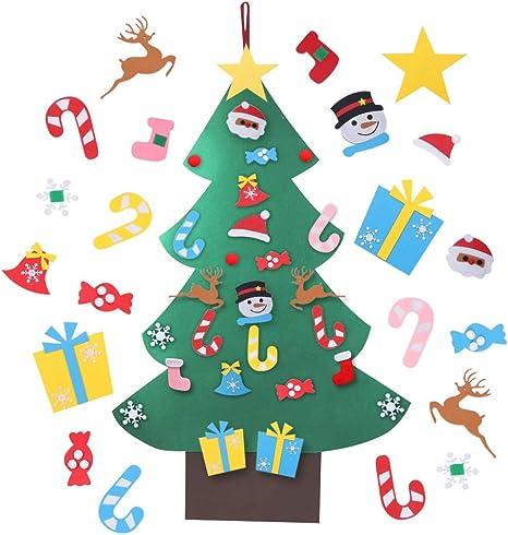 Handmade Felt Christmas Decorations Christmas Tree Hanging Ornaments