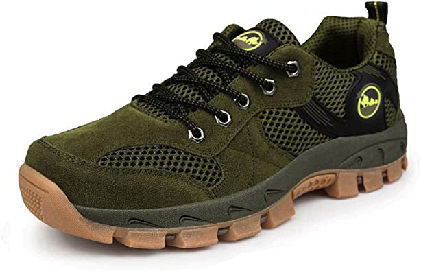 Men's Outdoor Breathable Mesh Hiking