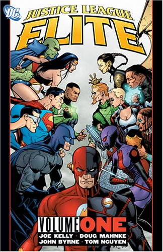 Justice League Elite: VOL 01