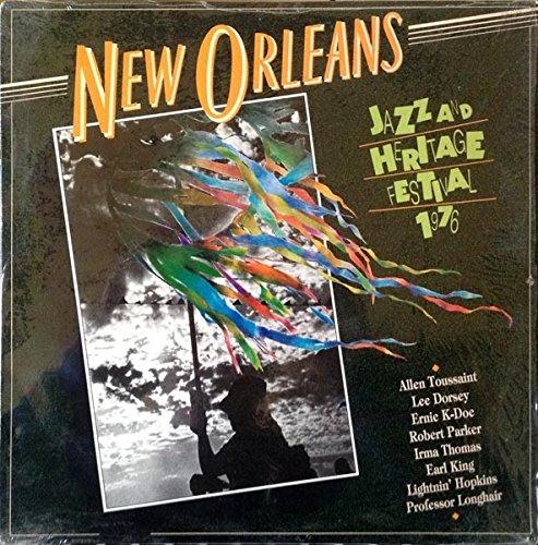 New Orleans Jazz & Heritage Festival 1976 by Rhino / Wea