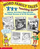 Word Family Tales, Scholastic, Inc. Staff, 0439262488