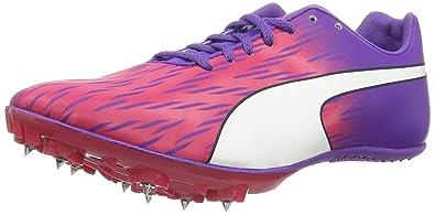 ad7b0b5100f Puma Women s Evospeed Sprint 7 Wn Training Shoes  Amazon.co.uk ...