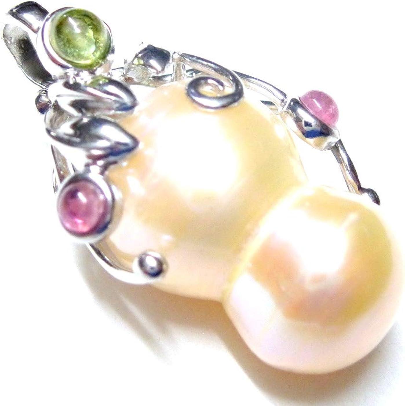 Colgante de perla