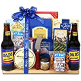 Dad is the Ultimate Cut Above' Cutting Board & Snack Gift Box