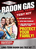 PRO-LAB Long-Term Radon Gas Test Kit RL116