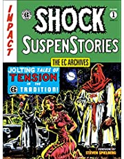 The EC Archives: Shock Suspenstories Volume 1