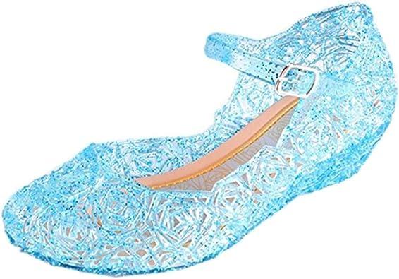 Cinderella Girls Soft Crystal Plastic
