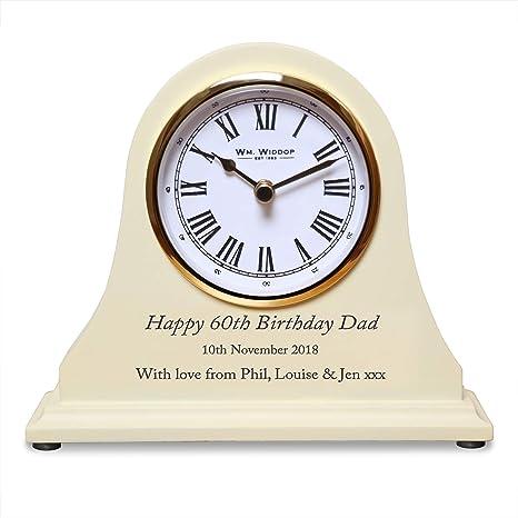 Amazon.com: Para hombre 60th regalo de cumpleaños, grabado ...