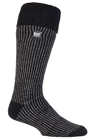 Heat Holders - Para hombre Calcetines de invierno de arranque térmica en 3 colores 6-