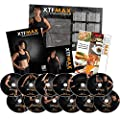 XTFMAX: Find Your Shape - Women's Complete Home Fitness - 12 DVD Set
