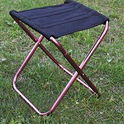 Mini Chaise Pliante Ultra Lgre Et Portable De Zantec Sige Pliable Avec Sac Rangement Pour