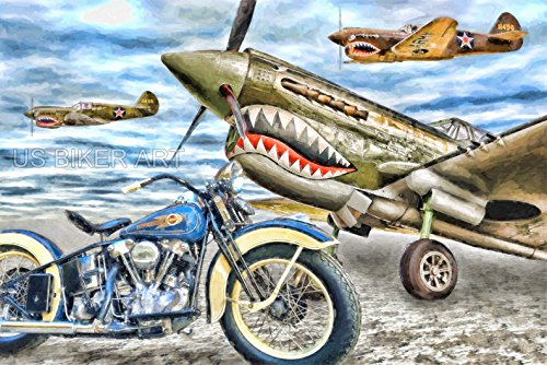 Flying Tiger Motorcycles - 3