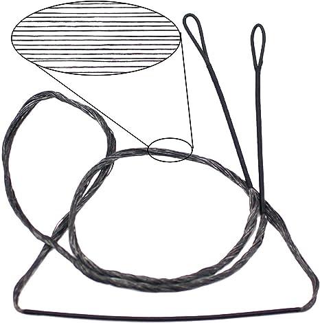 "B50 54/""  58 AMO Recurve Bow String 14 strands Dacron Traditional"
