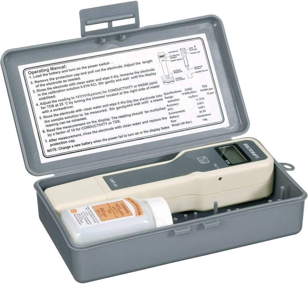 VOLTCRAFT LWT-01 Leitfähigkeits-Messgerät