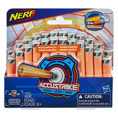 Official Nerf N-Strike Elite AccuStrike Series 24-Dart Refill Pack