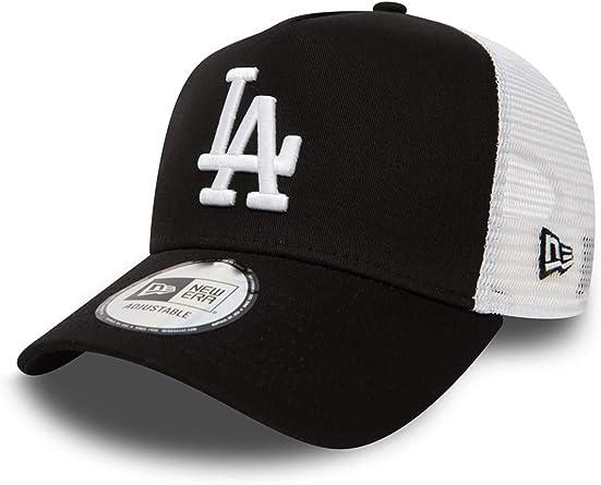 Nourrir les gains Noir Trucker Hat Black FTG Logo Maille Arrière Panneaux