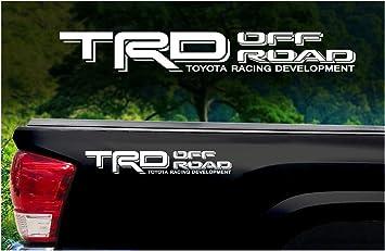 Toyota Tacoma TRD SPORT bed decal sticker Tundra truck racing development B//R