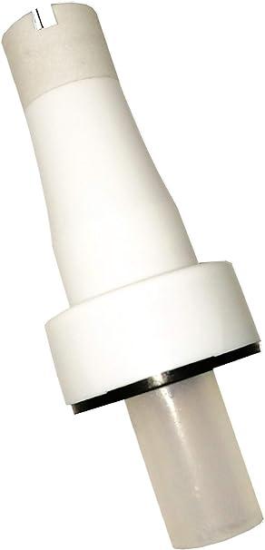 Aftermarket - Pistola de recubrimiento electrostático en polvo GEMA 03 boquilla plana (NF22): Amazon.es: Bricolaje y herramientas