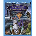 The Adventures Of Ichabod And Mr. Toad on Blu-ray
