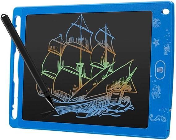液晶タブレット児童画タブレット電子環境製図板 無し 薄型ライトテーブル (Color : Blue, Size : 8.5INCH)