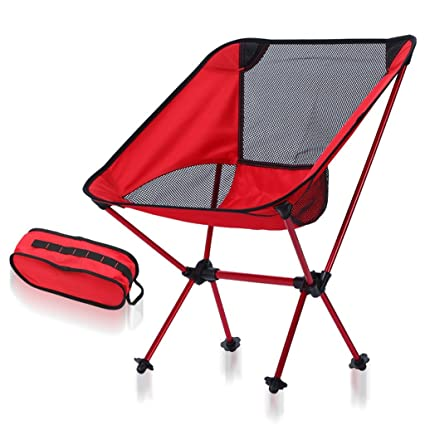 Incredible Amazon Com Zaq Small Lightweight Camping Folding Chairs Machost Co Dining Chair Design Ideas Machostcouk