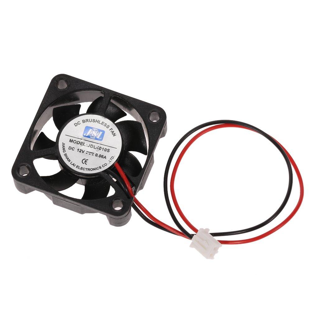 KKmoon sistema de refrigeración termoeléctrico para bricolaje, módulo de conducción del disipador térmico + ventilador + TEC1-12706: Amazon.es: Bricolaje y ...
