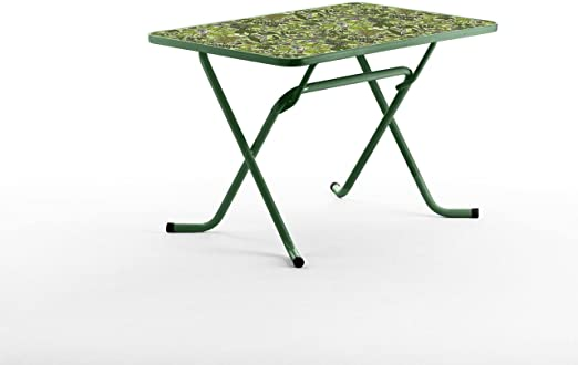 Oihan Shop - Mesa Plegable Selva 110X70: Amazon.es: Hogar
