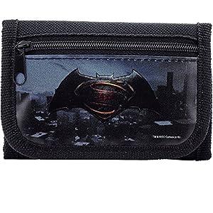 Batman vs Superman Dawn Justice Authentic Licensed Trifold Wallet