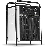 TROTEC TDS 100 - Calefactor eléctrico con 22 kW