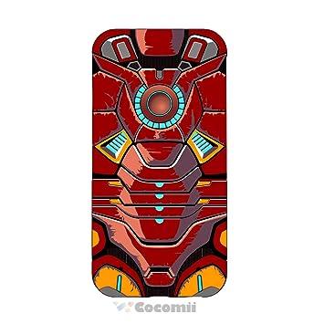 Cocomii Iron Man Armor Xiaomi Redmi Note 5/Redmi 5 Plus Funda NUEVO [Robusto] Táctico Sujeción Soporte Antichoque Caja [Militar Defensor] Case Carcasa ...