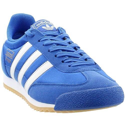 adidas Originals Dragon, Zapatillas para Hombre, Azul (New