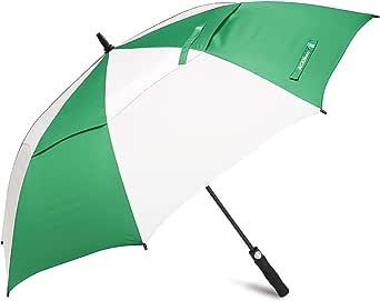 ACEIken Golf Umbrella Large 58/62/68 Inch Automatic Open Golf Umbrella Extra Large Oversize Double Canopy Vented Umbrella Windproof Waterproof for Men and Women