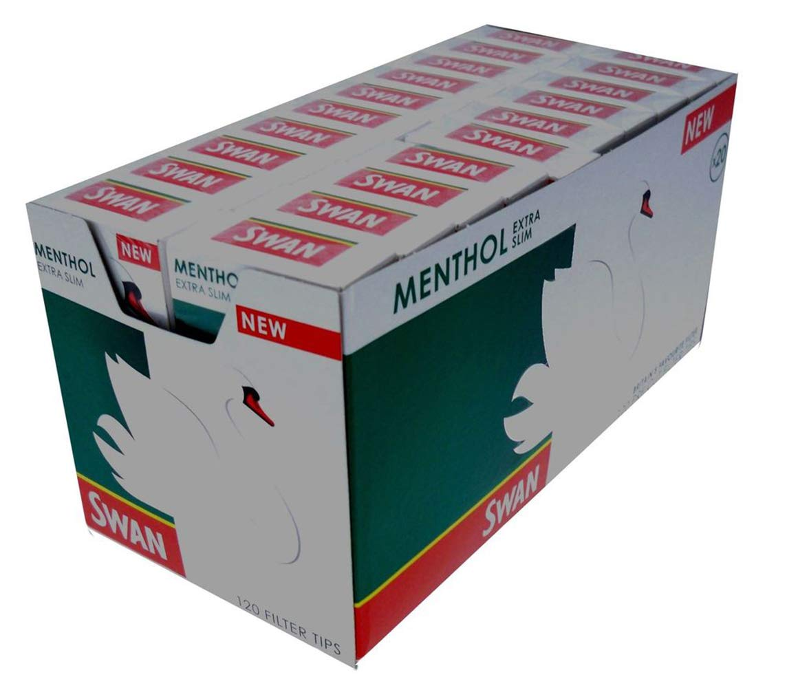 Country Swan Filter Menthol Filter Tips