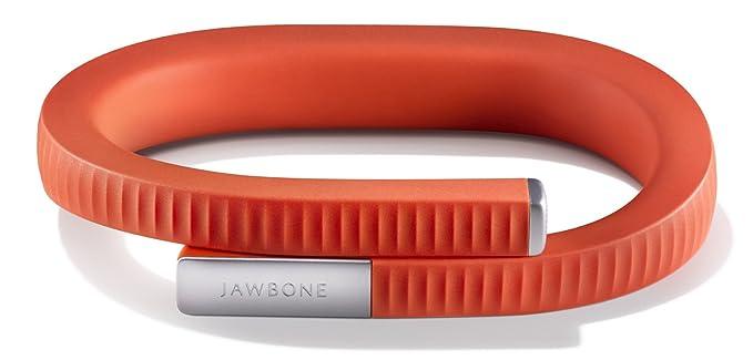 Amazon Up 24 By Jawbone Activity Tracker Medium Persimmon