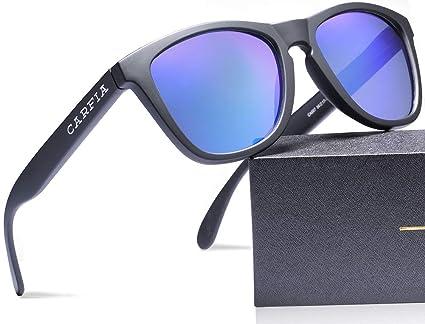 02f7120f6de Carfia Casual Sports Sunglasses UV400 Polarized Sunglasses for Women and Men