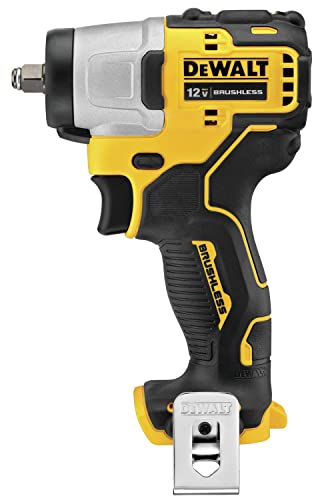 DEWALT DCF902B XTREME 12V MAX Brushless 3 8 in. Cordless Impact Wrench Tool Only