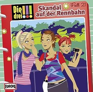 021/Skandal auf der Rennbahn