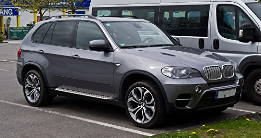 BMW X5 Poster Seda Cartel On Silk <113x60 cm, 45x24 inch ...