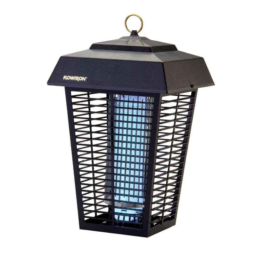 Flowtron BK-80D 80-Watt Electronic Insect Killer, 1-1/2 Acre Coverage, 3-pack