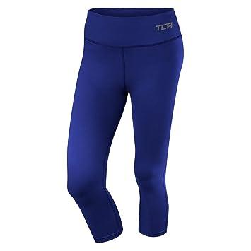 TCA Pro performance Supreme - para mujer 3/4-capri-pantalones cortos para
