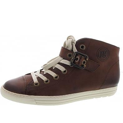 timeless design 553aa b969e Paul Green Damen Sneaker 1157 1157-511 braun 294323: Amazon ...